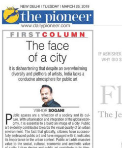 The Pioneer Authored Piece