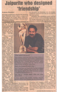 Times of India, Rajasthan